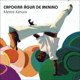 Mestre Kenura Capoeira Agua de Menino